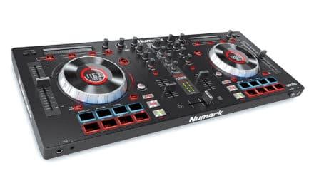 Numark Mixtrack Platinum pour Serato