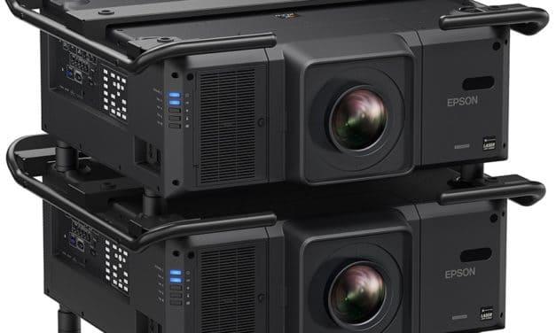 Epson EB-L25000U Laser 3LCD