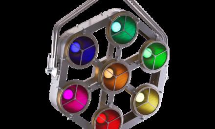 Robe pixelPATT, le vintage à LEDs