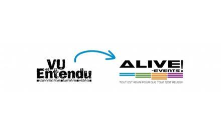Alive Groupe intègre Vu & Entendu