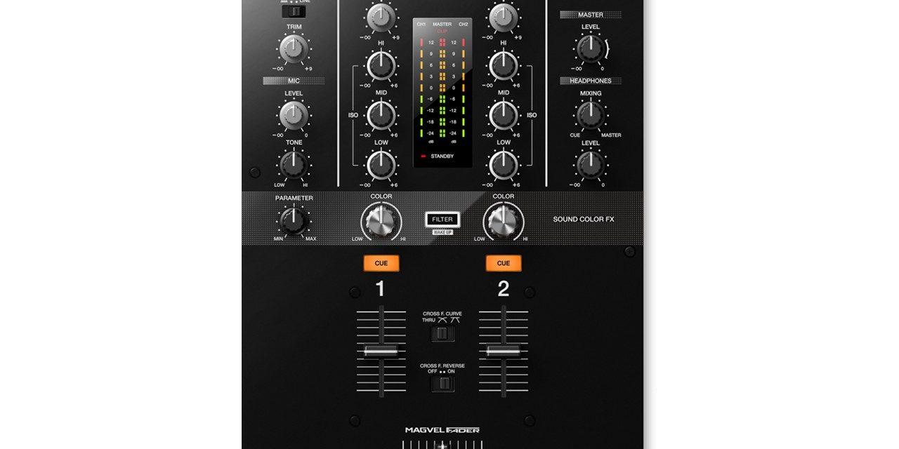Pioneer sort une table de mixage dvs pour le scratch - Table de mixage en ligne gratuit ...
