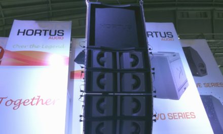 Hortus Audio, mini line array