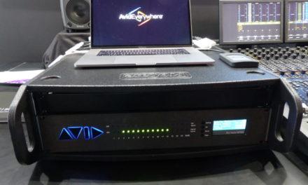 Avid MTRX : des E/S numériques à gogo