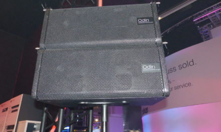 Odin Audiosystems by DAP