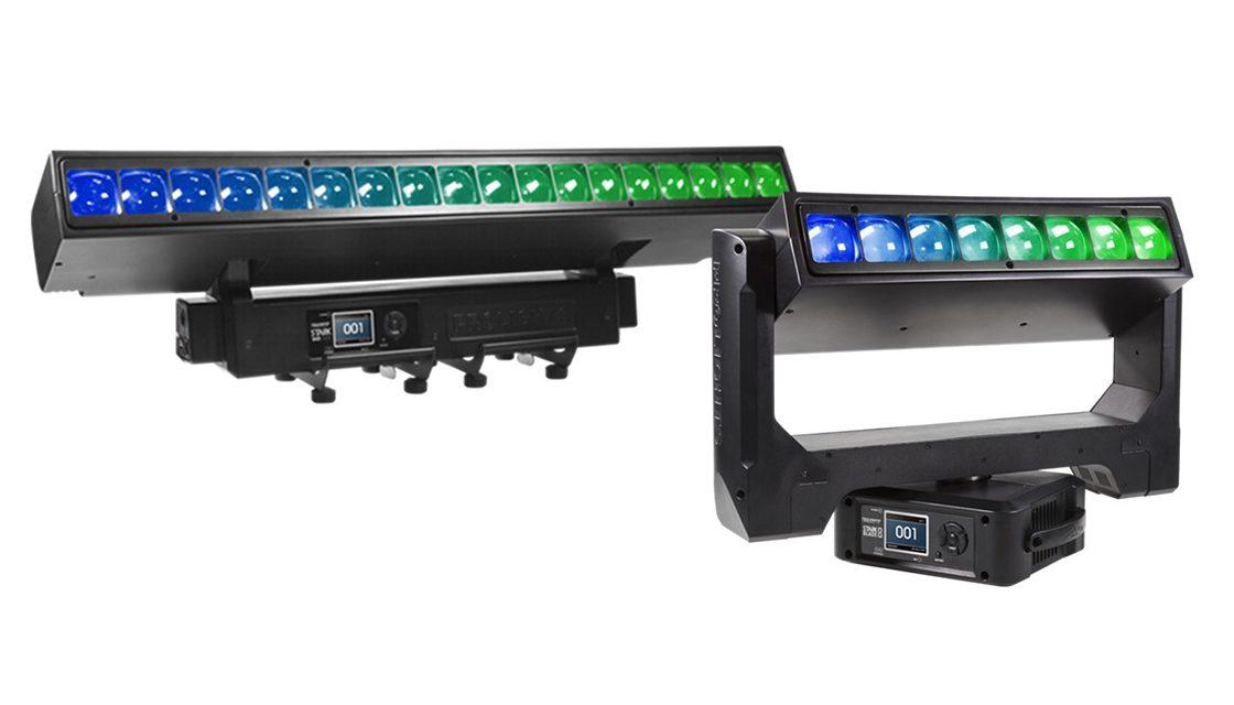 Prolights Starkblade8 et Starkbar1000