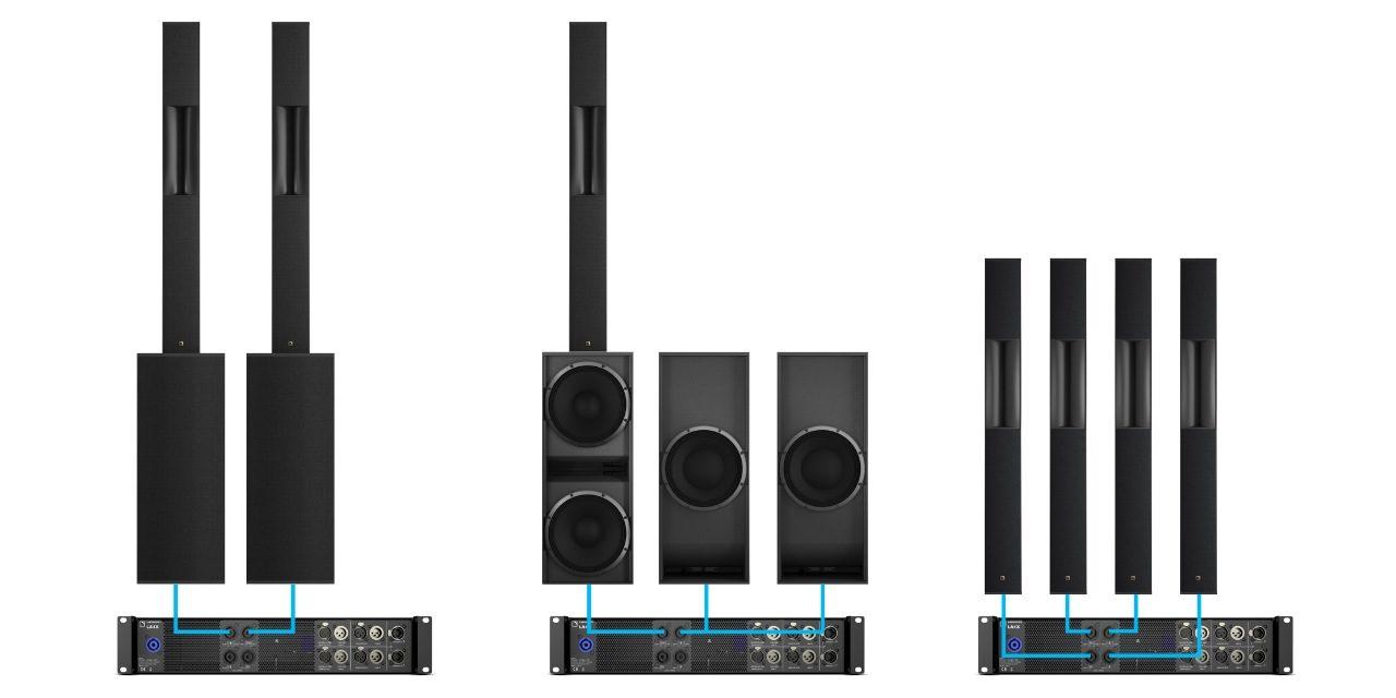 Colonne L-Acoustics Syva