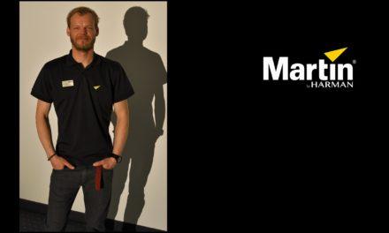 Martin Professional, le retour de l'innovation