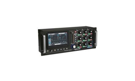 Studiomaster digiLIVE 16RS, console numérique rackable