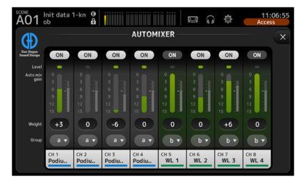 Yamaha TF firmware 3.5, update de Firmware