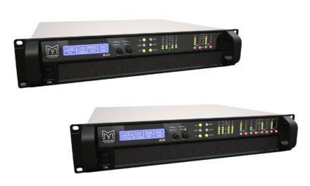 Martin Audio iKON iK42 et iK81, amplificateurs de puissance avec DSP