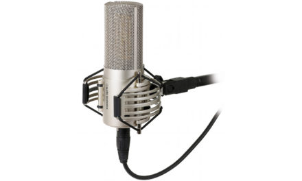 Audio-Technica AT5047, micro statique de studio