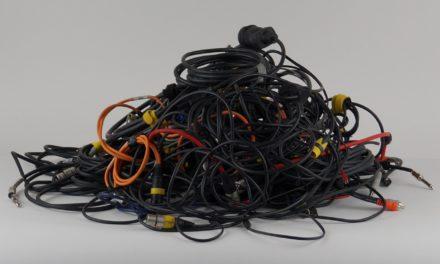 Câblage électrique, audio et DMX, le nerf de la guerre !