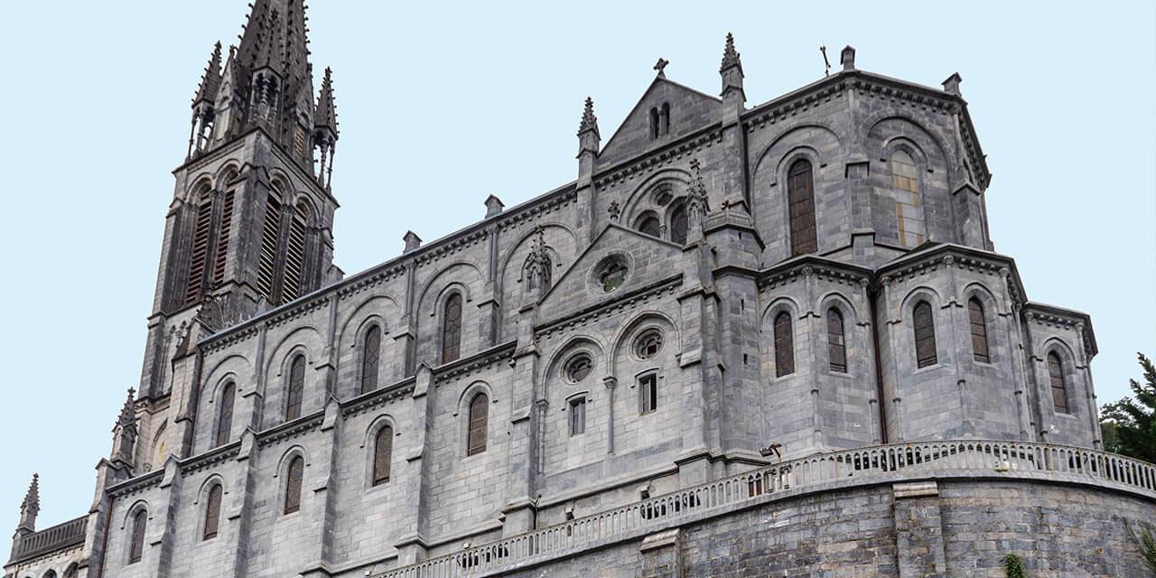 Sainte-Bernadette de Lourdes