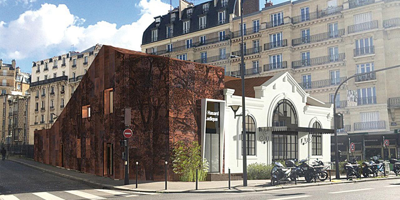D6 BELL LIGHT CHOISIT L'UNILINE COMPACT APG POUR LE HASARD LUDIQUE