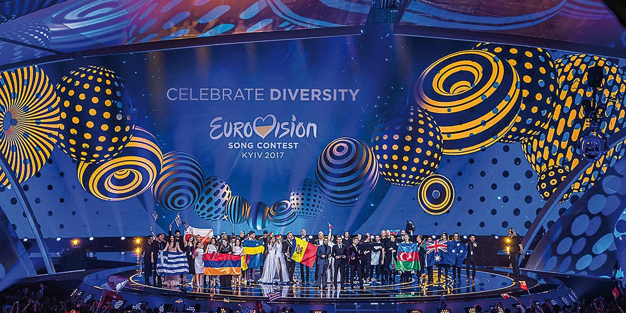 Plus de 1 800 projos pour l'Eurovision