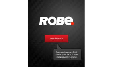 APPLICATION MOBILE ROBE