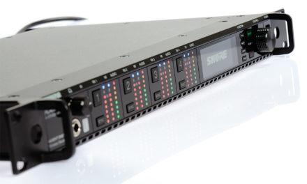 Système HF numérique Axient Digital SHURE