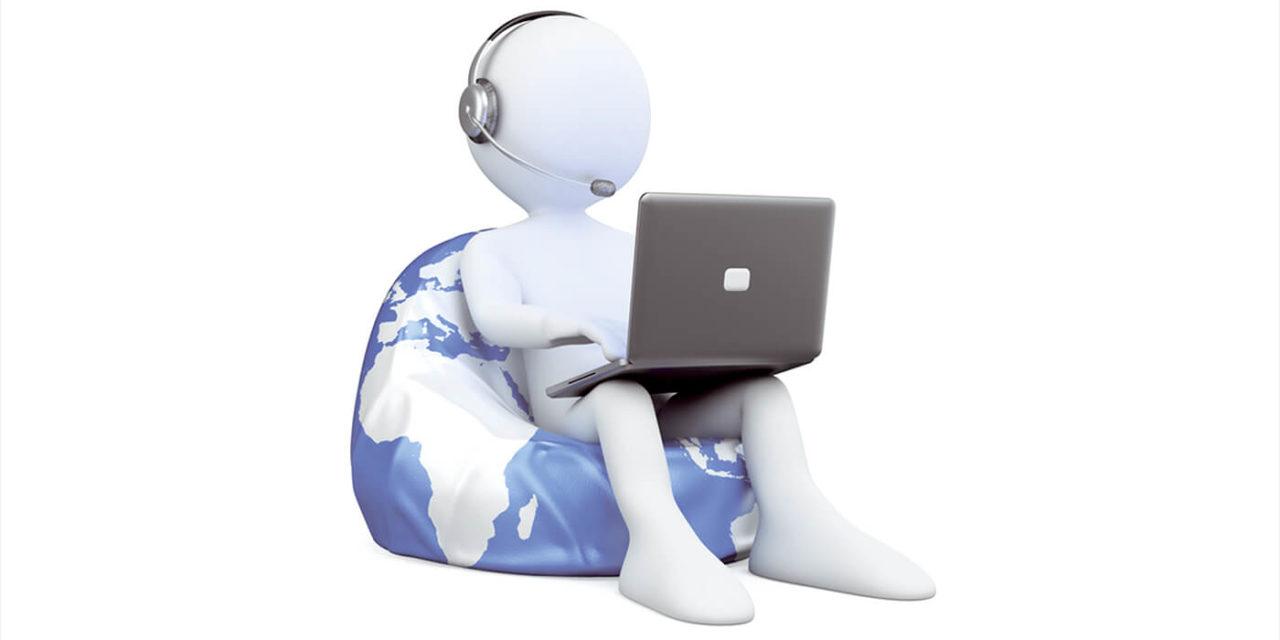 La livraison de produits achetés en ligne