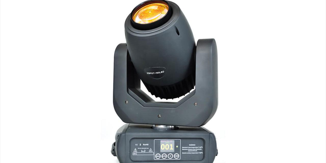 KINESIK – KSPOT 150 W LED MOVING HEAD