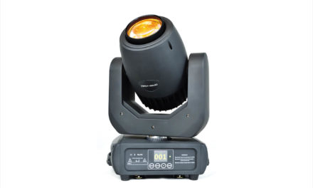 KINESIK – KSPOT 150 W LED MOVING HEAD