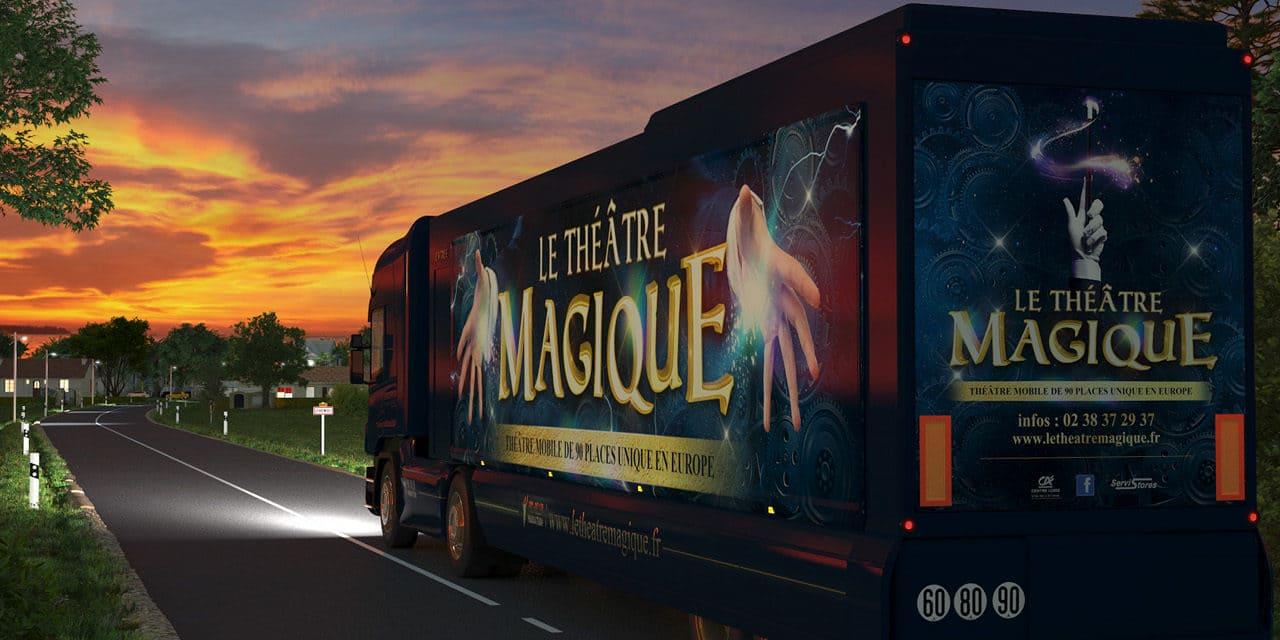 Le Théâtre Magique