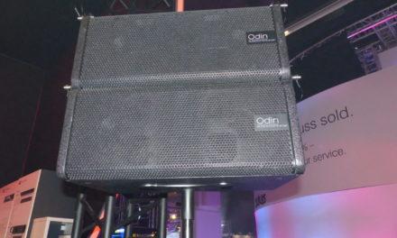 Odin Audiosystems by DAP