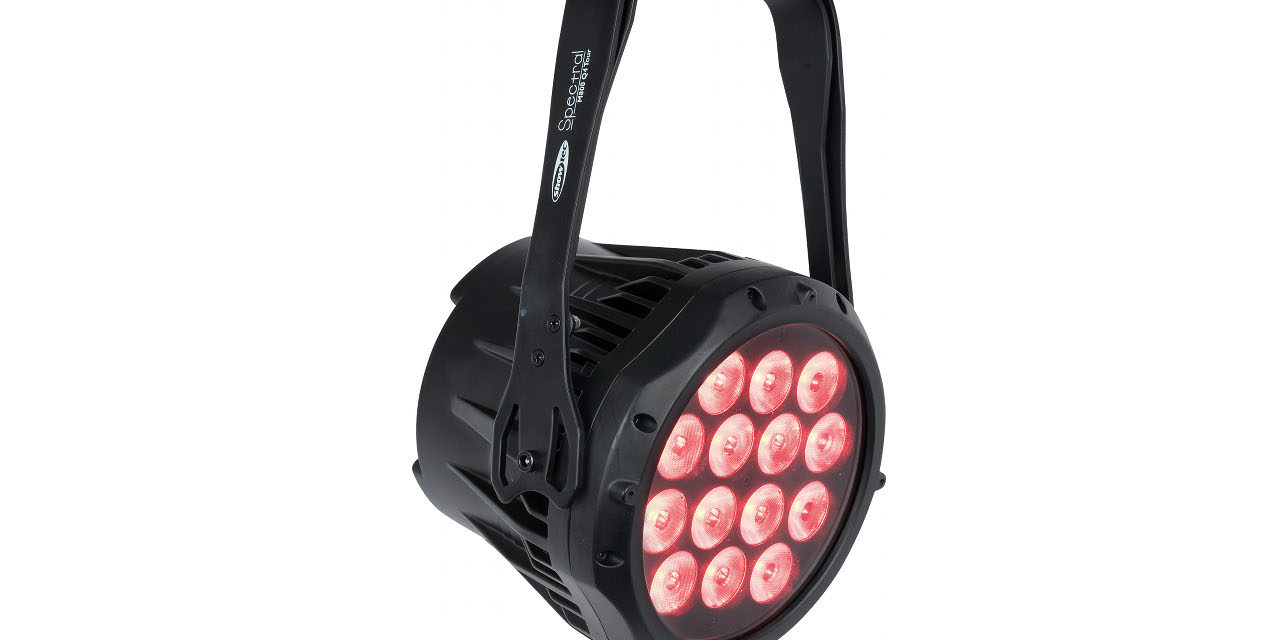 Showtec Spectral M800 Q4