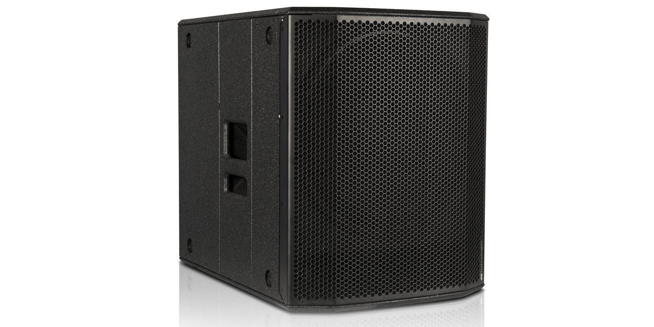dB Technologies SUB615 et SUB618, caisson de graves amplifié