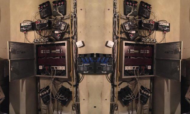 Électricité et accrochage