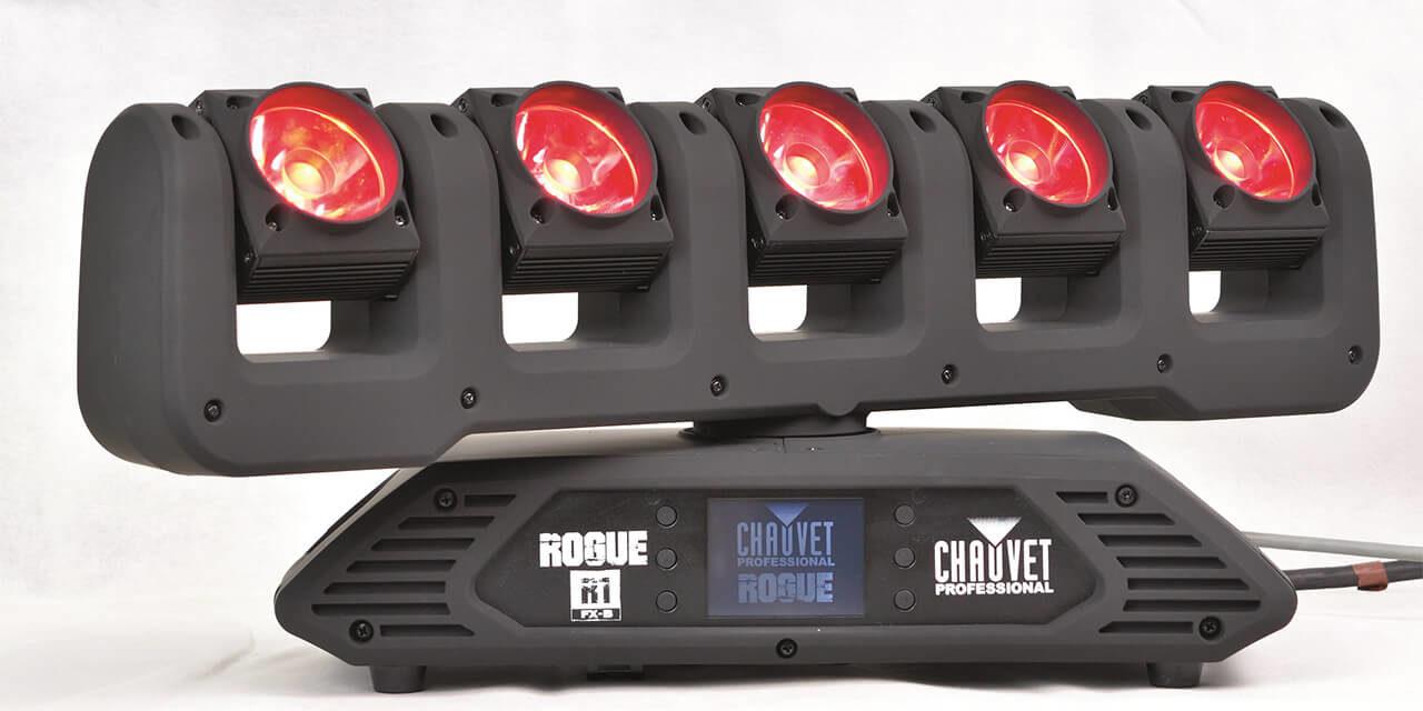 CHAUVET ROGUE R1 FX-B