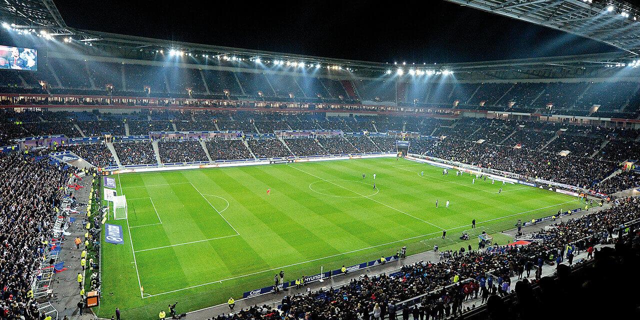 Stade des Lumières de Lyon