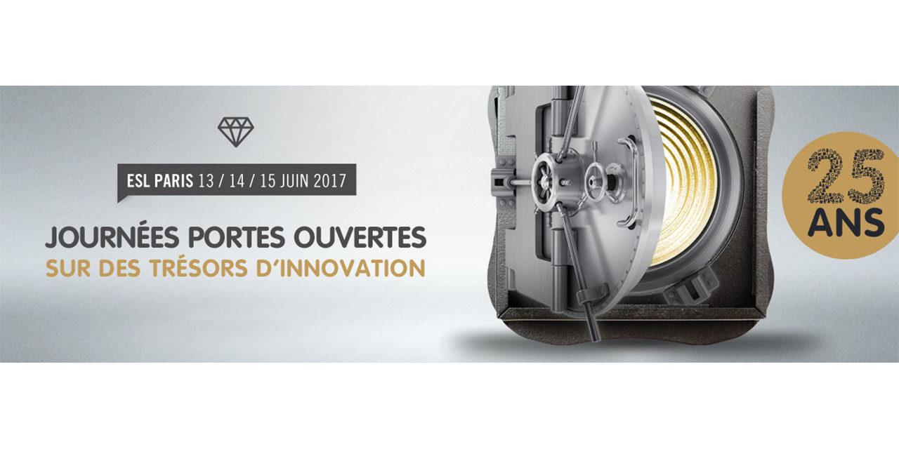 Les journées portes ouvertes ESL Paris – Du 13 au 15 juin 2017