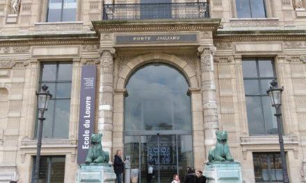 Nexo GEO M6 à l'Ecole du Louvre