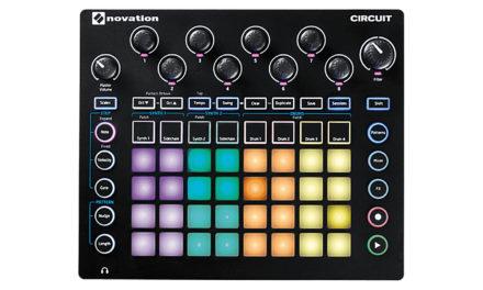 Une version 1.5 pour le Circuit de Novation
