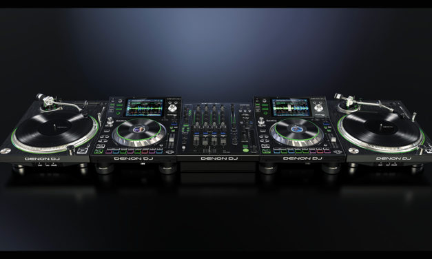 Denon DJ X1800 + SC5000 PRIME