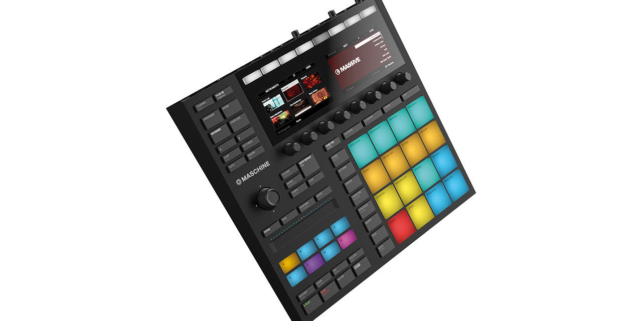 NATIVE INSTRUMENTS DÉVOILE MASCHINE MK3
