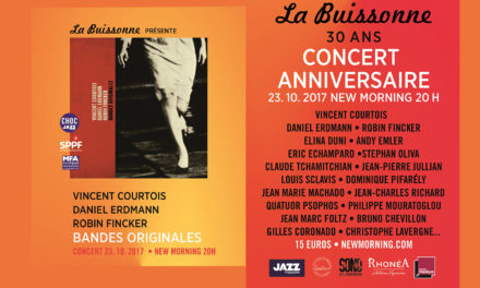 les Studios La Buissonne organisent un concert au New Morning
