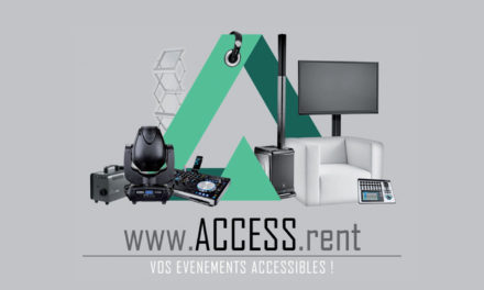 ACCES.RENT PROPOSE DES KITS AUDIOVISUELS