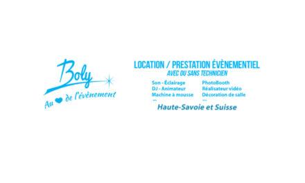 BOLY RECHERCHE DJ-ANIMATEUR EN HAUTE-SAVOIE