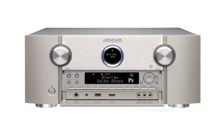 MARANTZ SORT UN AMPLI-TUNER AUDIO/VIDÉO À 11.2 CANAUX