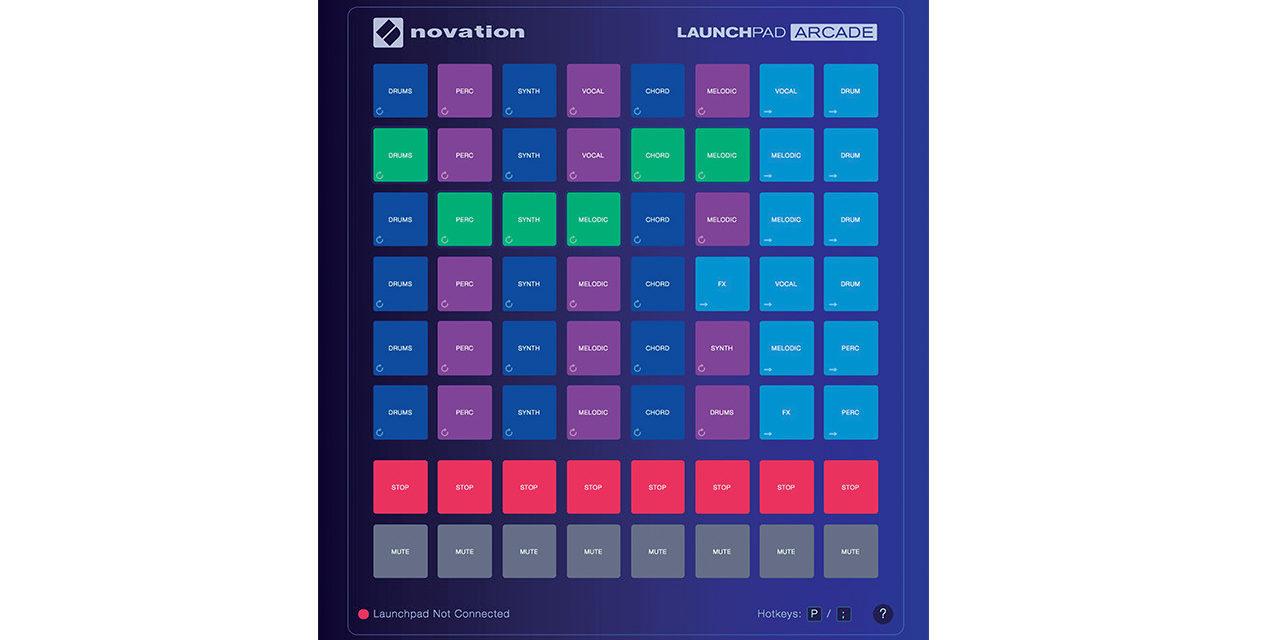 Launchpad dans votre navigateur