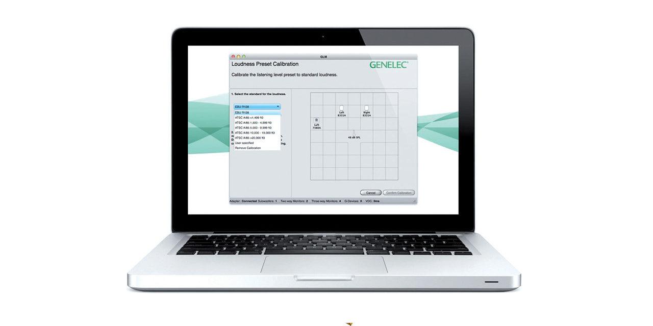 GENELEC GLM EN VERSION 3.0