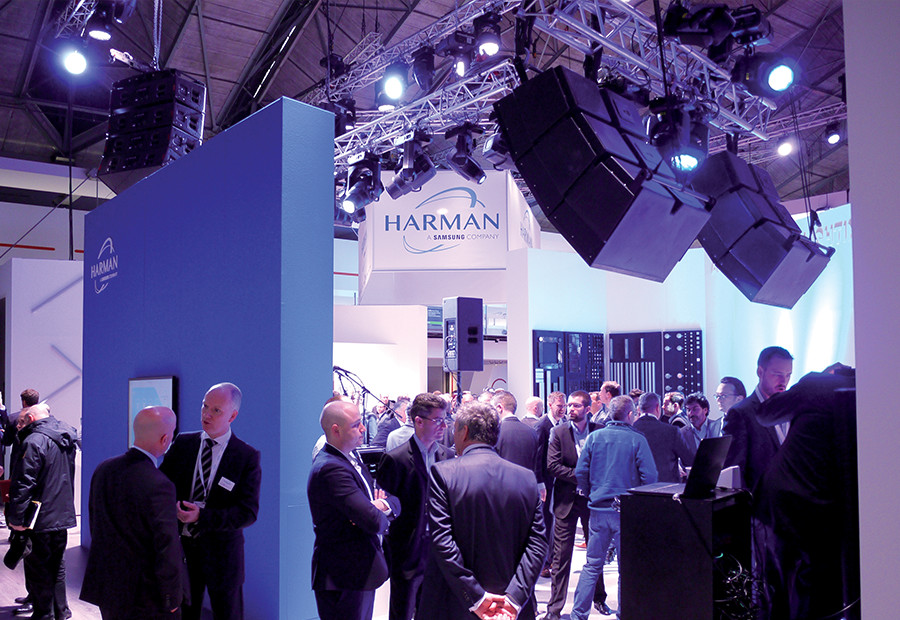 Conférence partenaires Harman France