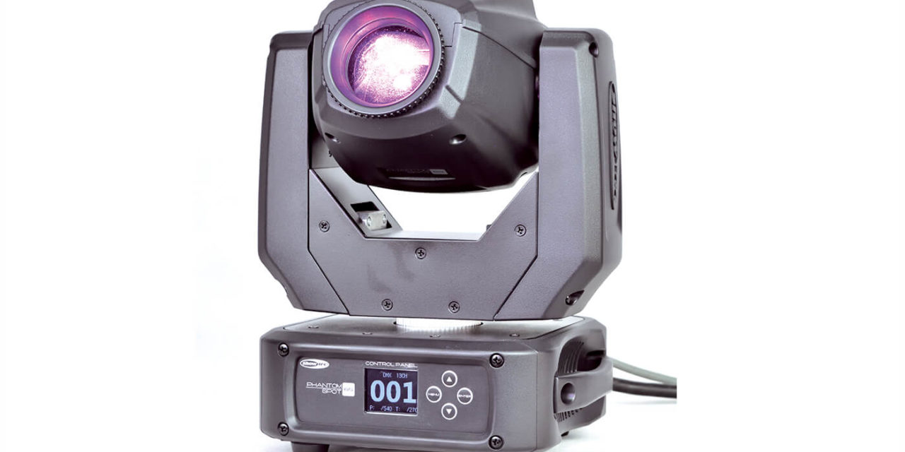 SHOWTEC PHANTOM 65 SPOT