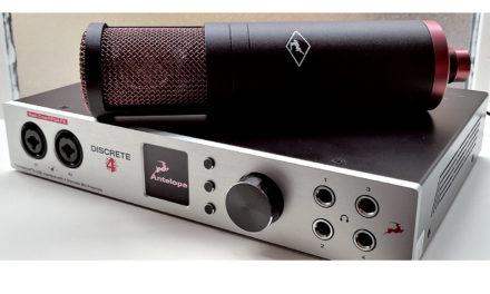 Antelope audio Discrete 4 / Edge