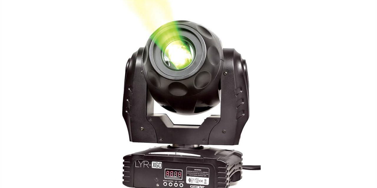 GHOST LYR-X60