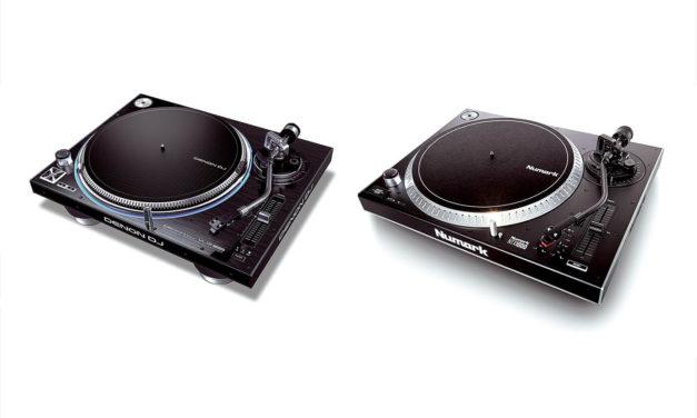 NUMARK NTX1000 DENON DJ VL12 PRIME