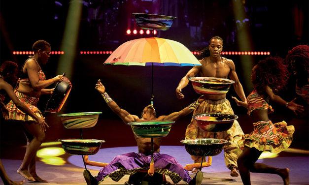 Le cirque Phénix