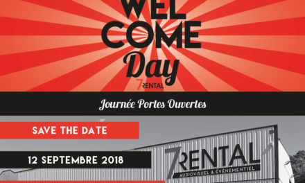WELCOME DAY 2018 BY 7RENTAL Le 12 Septembre