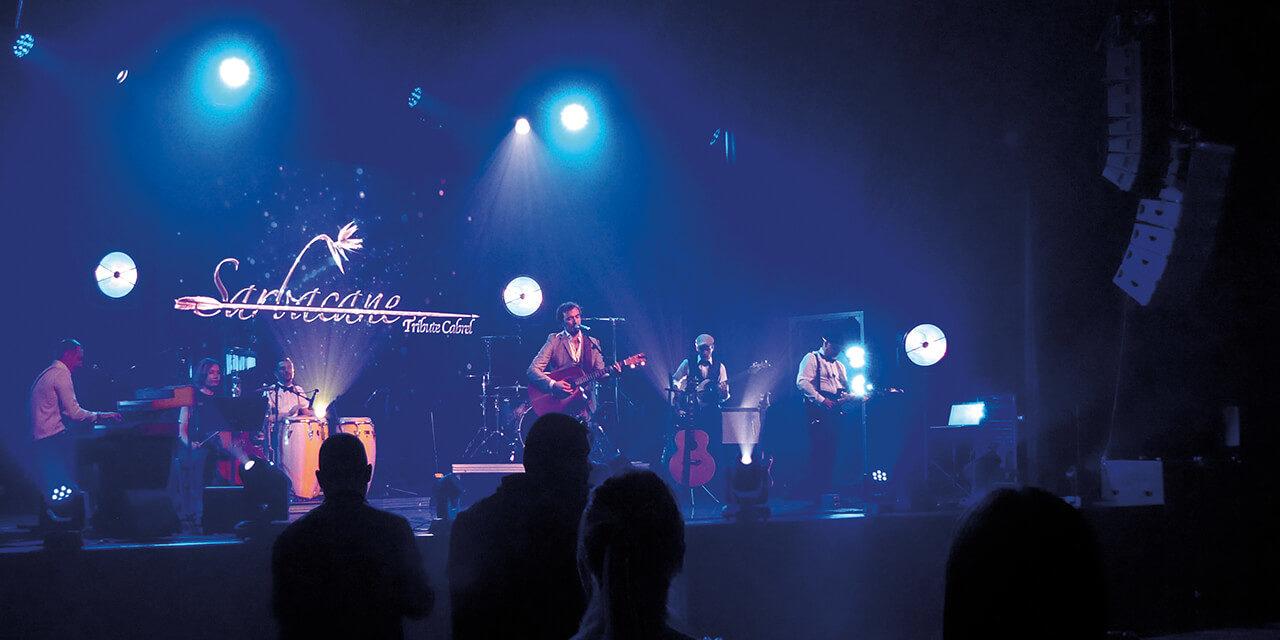 Highlite Event Technology Pop-up-Show